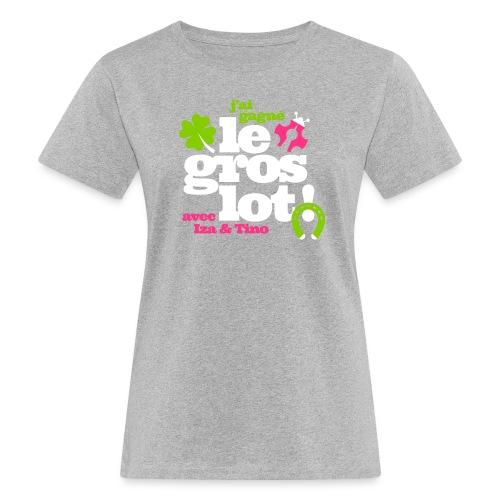 Gros lot - T-shirt bio Femme