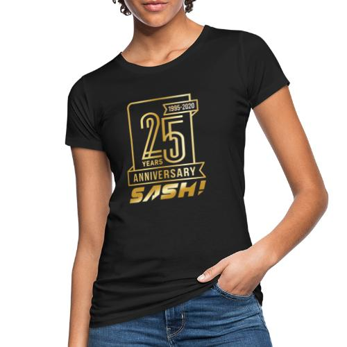 SASH! 25 Years Annyversary - Women's Organic T-Shirt
