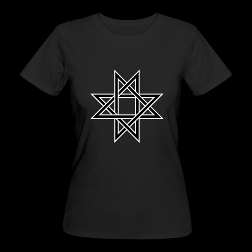 Octagram - Frauen Bio-T-Shirt