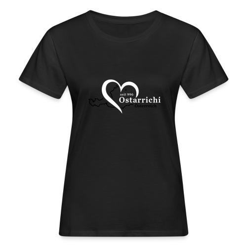 heartoftaustria - Frauen Bio-T-Shirt