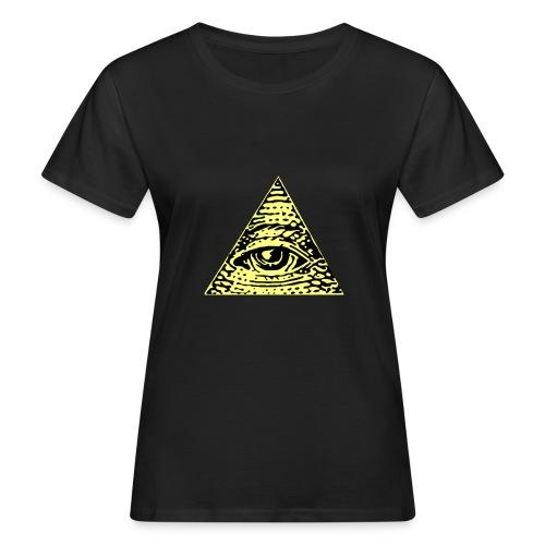 Illuminati - Ekologisk T-shirt dam