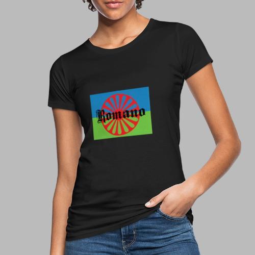 lennyromanoflag - Ekologisk T-shirt dam