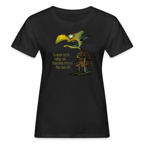 Stollentroll - Frauen Bio-T-Shirt