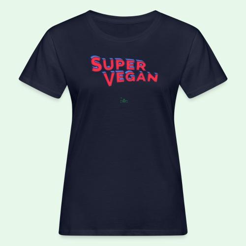 Super Vegan - Ekologisk T-shirt dam