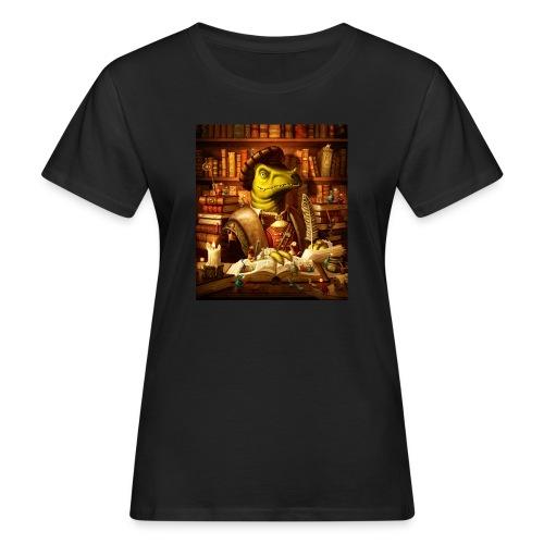 Hildegunst von Mythenmetz - Frauen Bio-T-Shirt