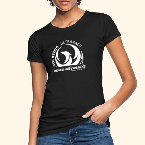 Goldsteig Ultrarace Fan Edition - Frauen Bio-T-Shirt