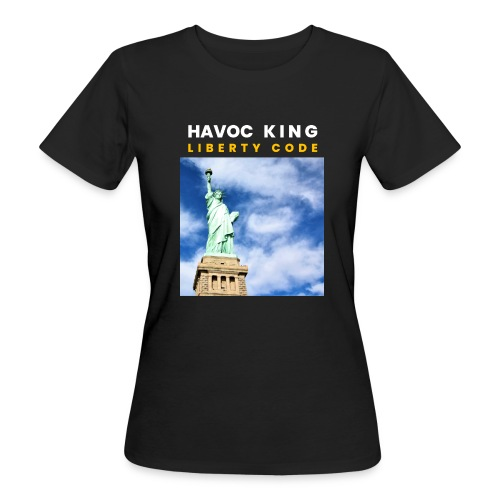 Havoc King Cover - Frauen Bio-T-Shirt
