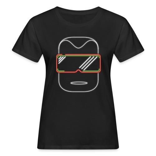 Die Zock Stube - Robot-Head - Frauen Bio-T-Shirt