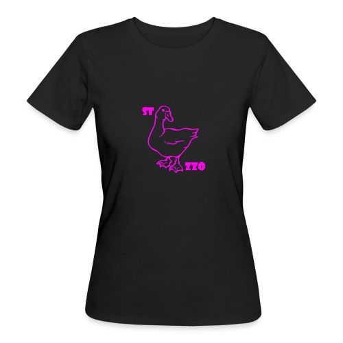 REBUS...STOCAZZO - T-shirt ecologica da donna