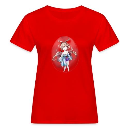 Usagi - T-shirt ecologica da donna
