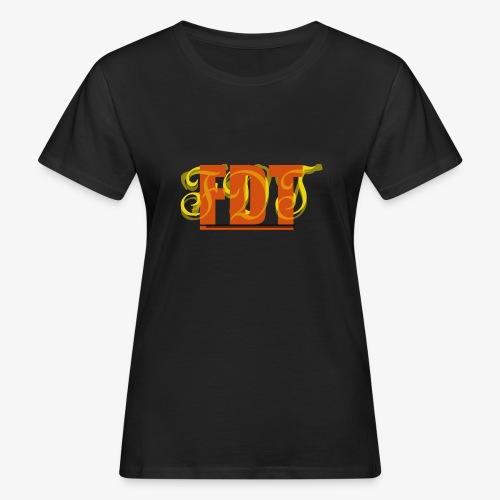 FDT - Women's Organic T-Shirt