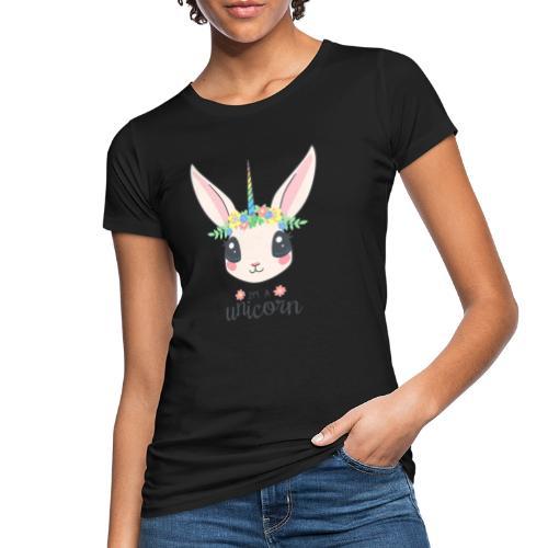 I am Unicorn - Frauen Bio-T-Shirt