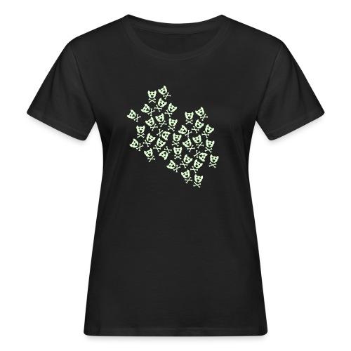 multi dead - T-shirt bio Femme
