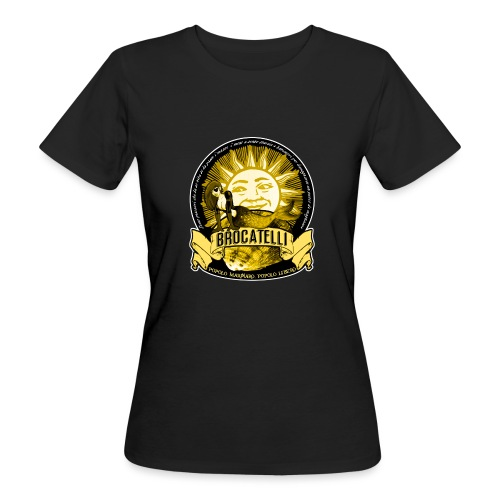 T-Shirt PESCATORE - T-shirt ecologica da donna