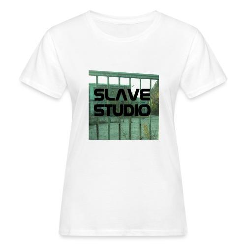 Logo_SLAVE_STUDIO_1518x1572 - T-shirt ecologica da donna