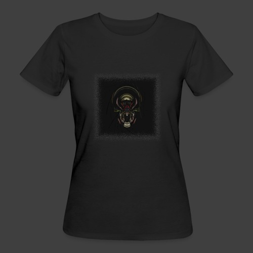 The Scream - Women's Organic T-Shirt