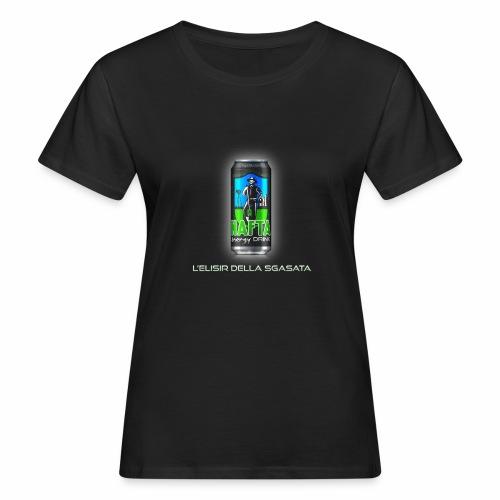 Nafta Energy Drink - T-shirt ecologica da donna