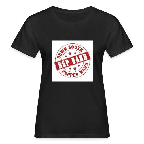 DSP band logo - Women's Organic T-Shirt