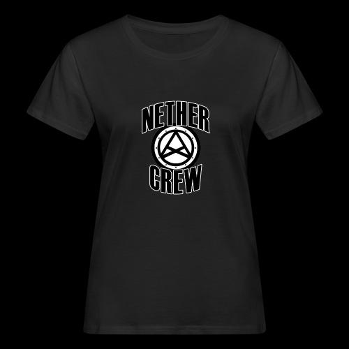 Nether Crew Classic T-shirt - T-shirt ecologica da donna