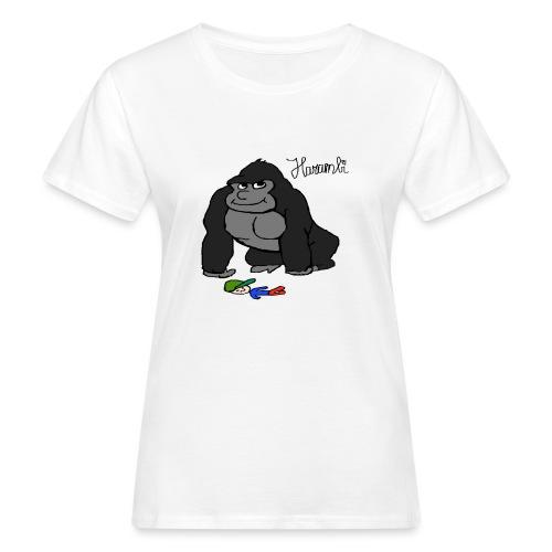 Harambae - Vrouwen Bio-T-shirt