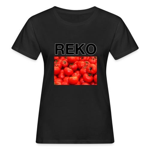 REKOpaita tomaatti - Naisten luonnonmukainen t-paita