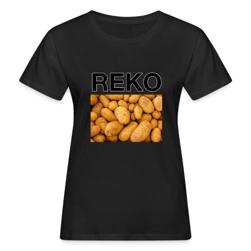 REKOpaita perunat - Naisten luonnonmukainen t-paita