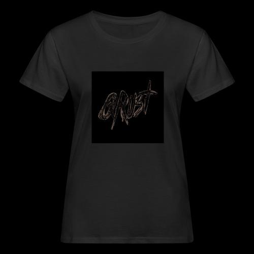 -Logo Qrust- - T-shirt bio Femme