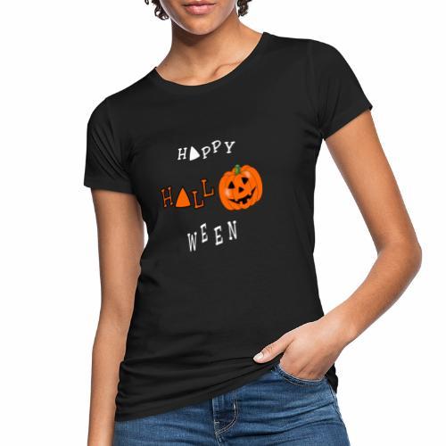 Happy Halloween - Women's Organic T-Shirt