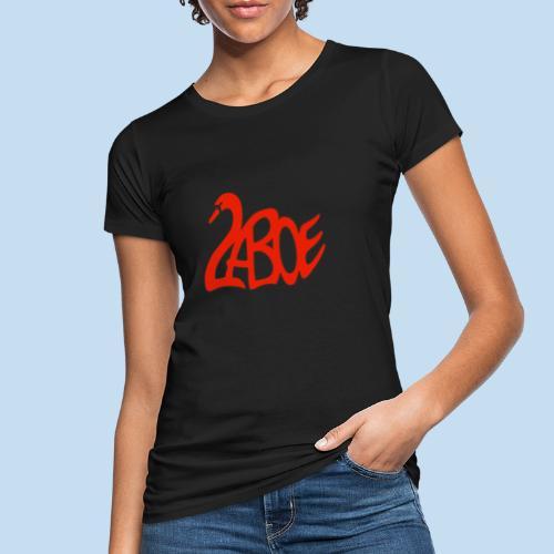 Laboe Schwan rot - Frauen Bio-T-Shirt