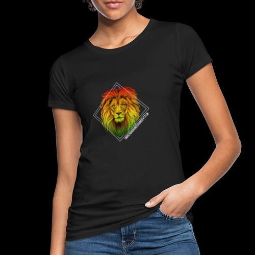 LION HEAD - UNDERGROUNDSOUNDSYSTEM - Frauen Bio-T-Shirt