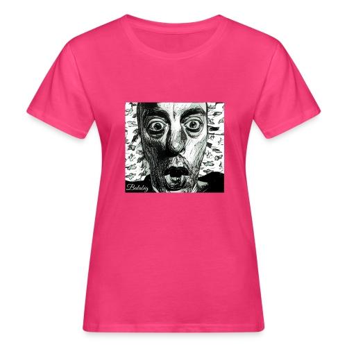 No fear - T-shirt ecologica da donna