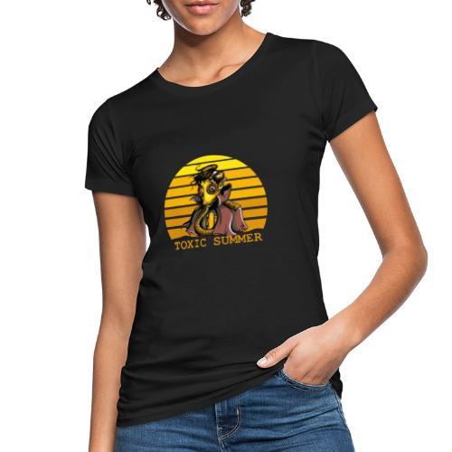 Toxic Summer - Camiseta ecológica mujer