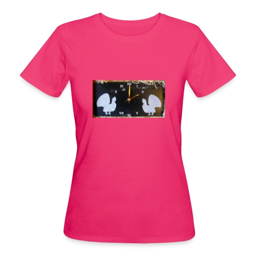 Metsot - Naisten luonnonmukainen t-paita