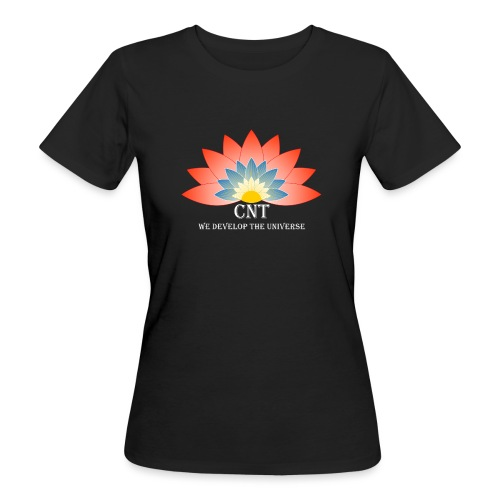 Support Renewable Energy with CNT to live green! - Women's Organic T-Shirt
