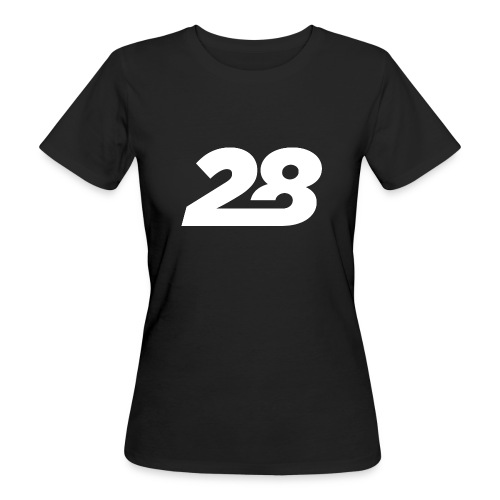 28 White - Women's Organic T-Shirt