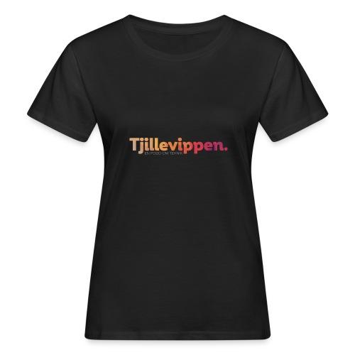En podd om teknik - Second Edition Black - Ekologisk T-shirt dam