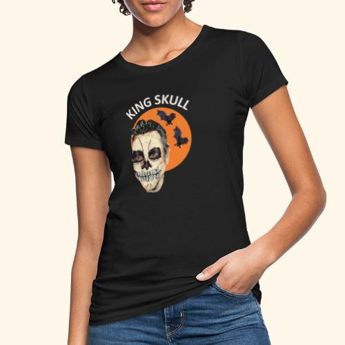Totenkopf Nahtoderfahrung Mystik - Frauen Bio-T-Shirt