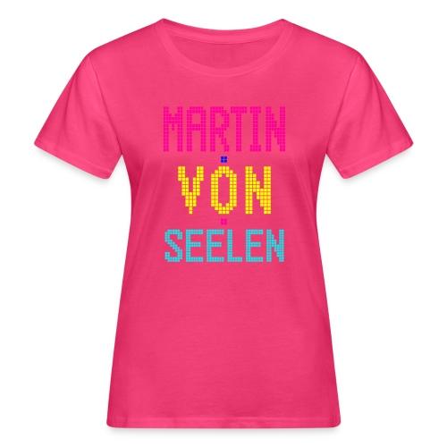 Martin von Seelen fan t-shirt - Organic damer