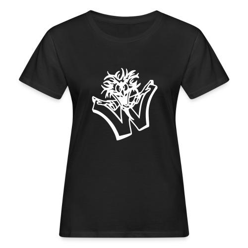 w wahnsinn - Vrouwen Bio-T-shirt