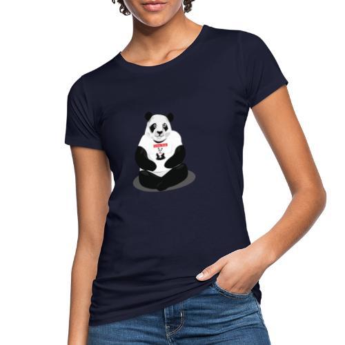 panda hd - T-shirt bio Femme