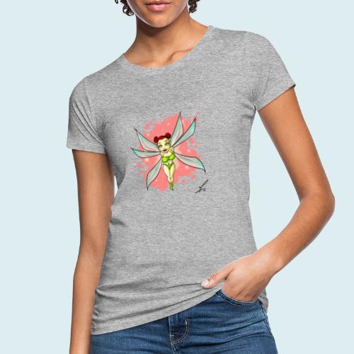 fairy - T-shirt ecologica da donna