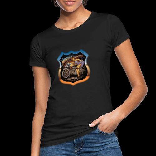 AMERICAN CLASSIC - Frauen Bio-T-Shirt