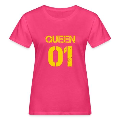 Queen - Ekologiczna koszulka damska