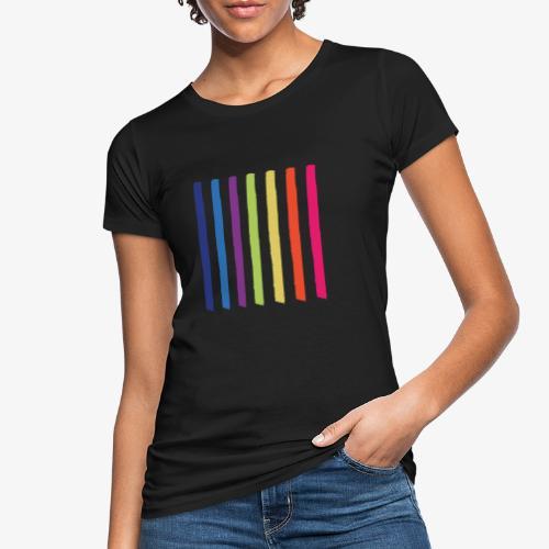 Linee - T-shirt ecologica da donna