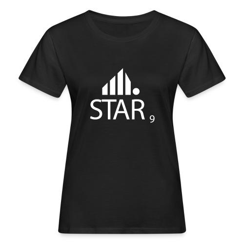 Star9 shirt woman - Økologisk T-skjorte for kvinner