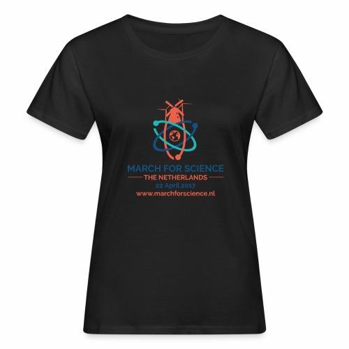 MfS-NL logo light background - Women's Organic T-Shirt