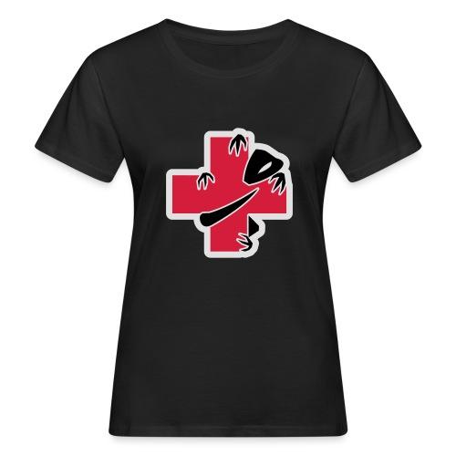 sic-santyx-infirmyx-citud - T-shirt bio Femme