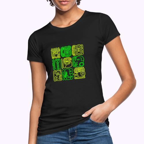 Bolontiku Maya - Camiseta ecológica mujer