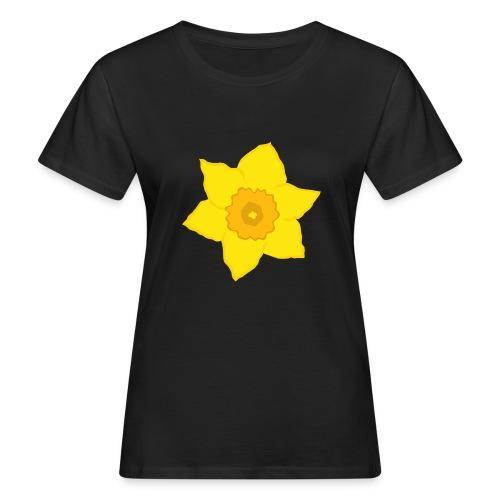 Osterglocke - Frauen Bio-T-Shirt