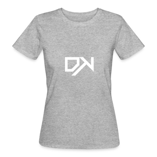 DewKee Logo Shirt Black - Women's Organic T-Shirt
